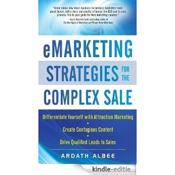 eMarketing Strategies for the Complex Sale [Kindle-editie]