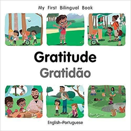 My First Bilingual Book–Gratitude (English–Portuguese)
