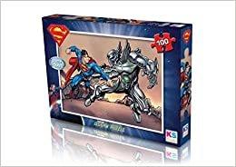KS Puzzle 100 Parça Superman SP 714