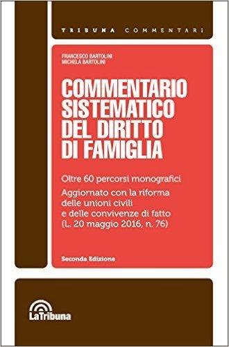 Commentario sistematico del diritto di famiglia