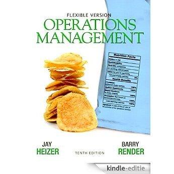 Operations Management Flexible Version [Print Replica] [Kindle-editie]