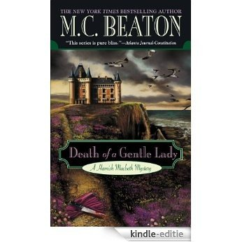 Death of a Gentle Lady (A Hamish Macbeth Mystery Book 23) (English Edition) [Kindle-editie]