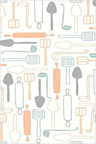 "Kitchen Utensils Sketchbook: Kitchen Utensils Bordered Sketchbook for Kids. Funny Kitchen Utensils Drawing Book For Boys and Girls (Blank Bordered ... Pages 6x9"" Kitchen Utensils Sketch Paper Book"