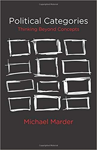 Political Categories: Thinking Beyond Concepts