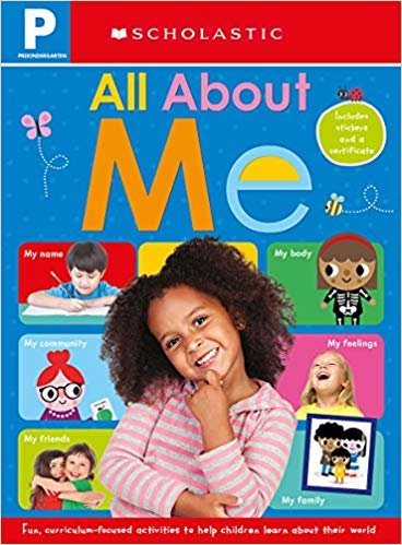All about Me Workbook: Scholastic Early Learners (Workbook)