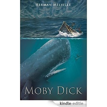 Moby-Dick (Illustrated) (English Edition) [Kindle-editie]
