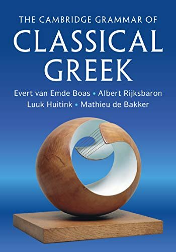 The Cambridge Grammar of Classical Greek (English Edition)