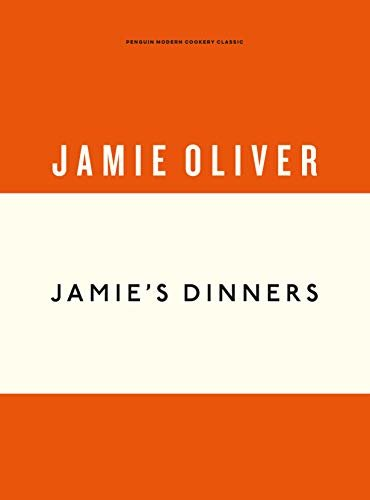 Jamie's Dinners (Anniversary Editions Book 5) (English Edition)