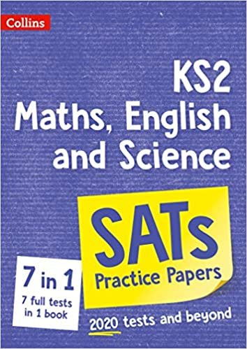 New KS2 Complete SATs Practice Papers: Maths, English and Science: for the 2021 tests (Collins KS2 SATs Practice)