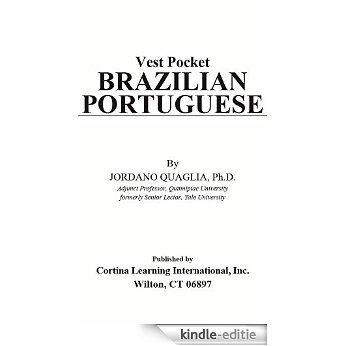 Vest Pocket Brazilian Portuguese (English Edition) [Kindle-editie]