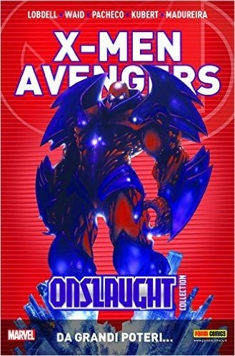 X-Men & Avengers Onslaught Collection 5