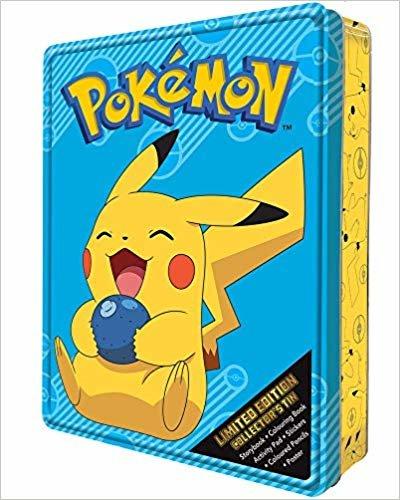 Pokemon: Collector's Tin