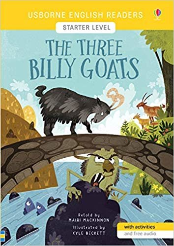 The Three Billy Goats Gruff - Eng Readers Starter Level (English Readers Starter Level)