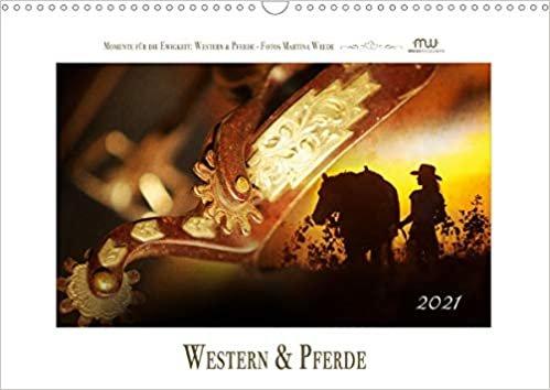 Western und PferdeCH-Version (Wandkalender 2021 DIN A3 quer): Westernreiten, Faszination und Leidenschaft (Monatskalender, 14 Seiten ) (CALVENDO Hobbys)