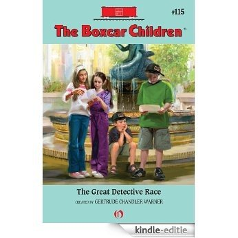 The Great Detective Race (The Boxcar Children Mysteries) [Kindle-editie]