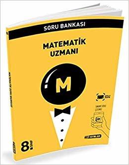 8. Sınıf Matematik Uzmanı Soru Bankası