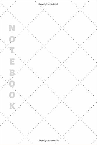 Notebook: White & Gray Lined Notebook & Journal for Writing (110 pages, College Ruled, 6 x 9 inches, Matte, Colorful Cover) || Classic Notebooks