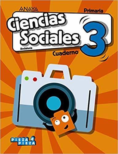 Ciencias Sociales 3. Cuaderno. (Pieza a Pieza)