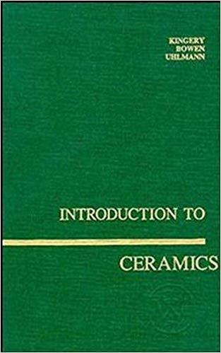 Introduction to Ceramics