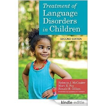 Treatment of Language Disorders in Children, Second Edition (CLI) [Kindle-editie]