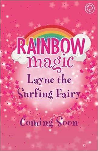 Layne the Surfing Fairy: The Gold Medal Games Fairies Book 1 (Rainbow Magic)