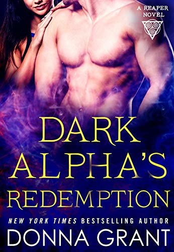 Dark Alpha's Redemption (Reapers Book 8) (English Edition)