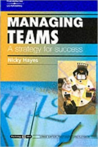 Managing Teams: A Strategy for Success (Psychology at Work)
