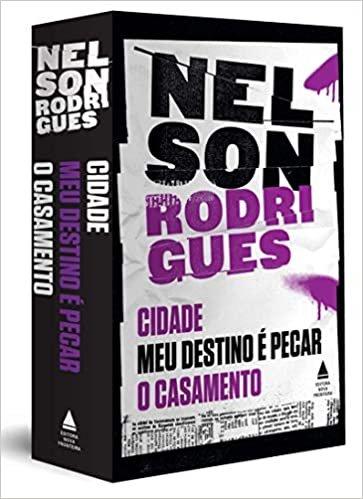 Coleção Nelson Rodrigues: Cidade + Meu Destino É Pecar + O Casamento