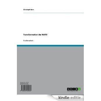 Transformation der NATO [Kindle-editie]