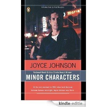 Minor Characters: A Beat Memoir [Kindle-editie]