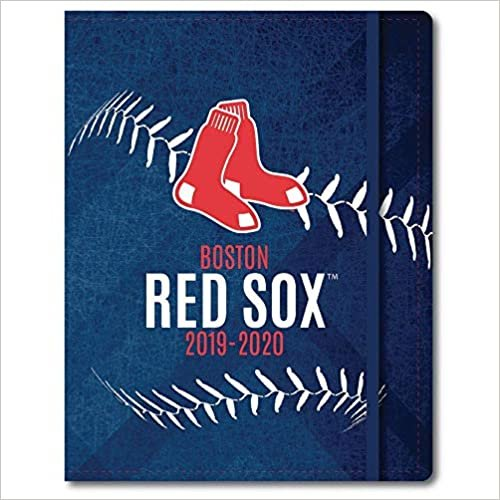 Boston Red Sox 17-Month 2019-2020 Monthly Planner