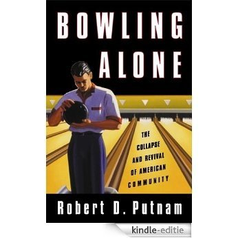 Bowling Alone (English Edition) [Kindle-editie]