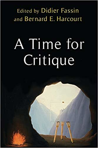 A Time for Critique (New Directions in Critical Theory)