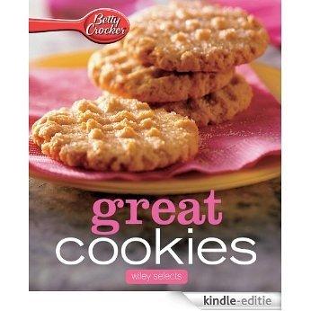 Betty Crocker Great Cookies: HMH Selects (Betty Crocker Cooking) [Kindle-editie]