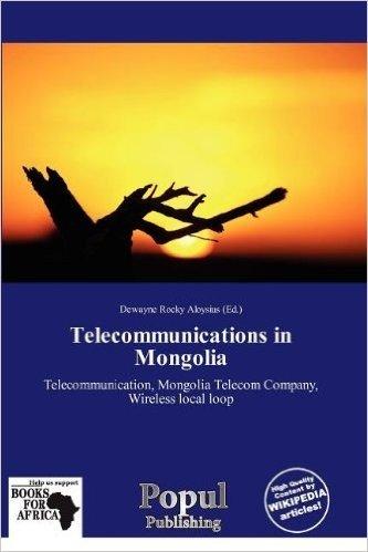 Telecommunications in Mongolia
