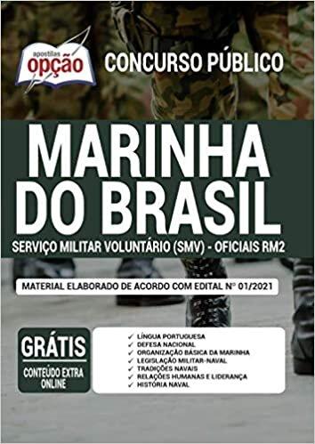 Apostila Marinha do Brasil Serviço Militar SMV Oficiais RM2
