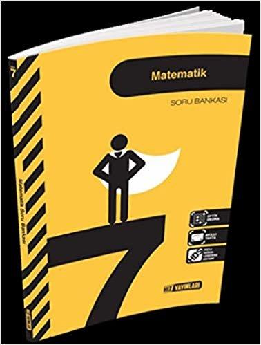 7.sınıf Matematik Soru Bankası - Hız Yayınları