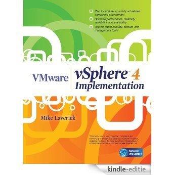 VMware vSphere 4 Implementation [Kindle-editie]