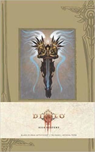DIABLO HIGH HEAVENS HARDCOVER BLANK JOURNAL (Insights Journals)