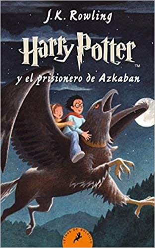 Harry Potter - Spanish: Harry Potter y el prisionero de Azkaban - Paperback by jk_rowling(2011-01-02)