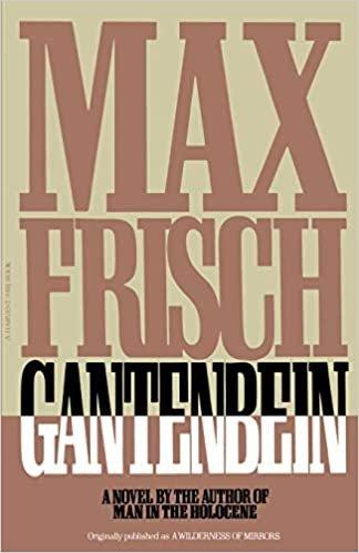 Gantenbein (Harvest/HBJ Book)