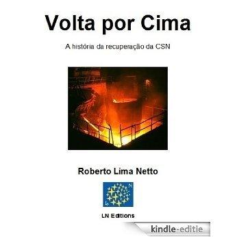 Volta por Cima (Portuguese Edition) [Kindle-editie]