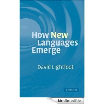How New Languages Emerge [Kindle-editie]