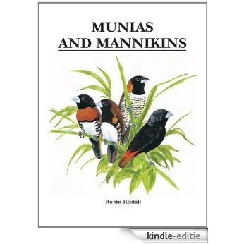Munias and Mannikins (Helm Identification Guides) [Kindle-editie]