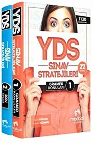 YDS Sınav Stratejileri Konu Anlatımlı 1-2: Gramer Konu Anlatımı