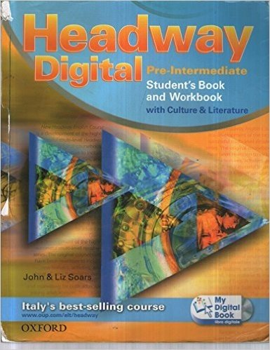 headway digital pre-intermediate
