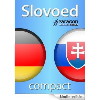 Slovoed Compact German-Slovak dictionary (Slovoed dictionaries) (German Edition) [Kindle-editie]
