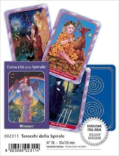 tarocchi della spirale versione italiana
