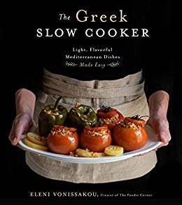 The Greek Slow Cooker: Light, Flavorful Mediterranean Dishes Made Easy (English Edition)