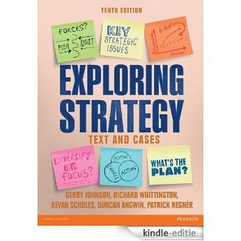 Exploring Strategy  Text & Cases [Print Replica] [Kindle-editie]